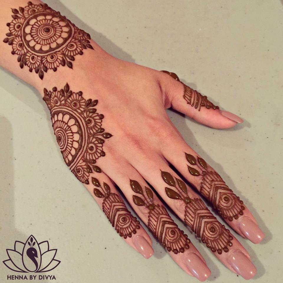 easy simple mehndi designs for eid