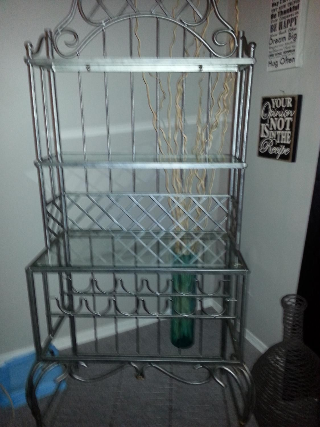 Pewter Baker S Rack 50 Varagesale Sarnia With Images Sarnia
