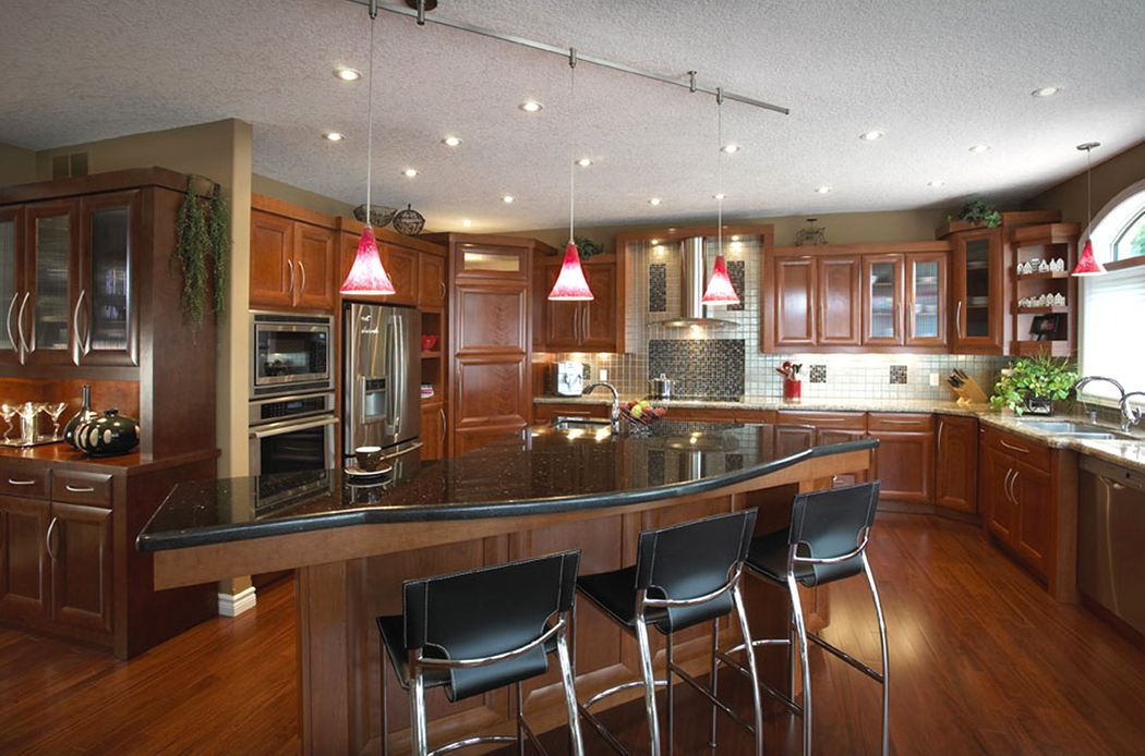 Ordinaire When I Came Across This Particular Architects JENDRETZKI Against. One Large  Kitchen Design Ideas With