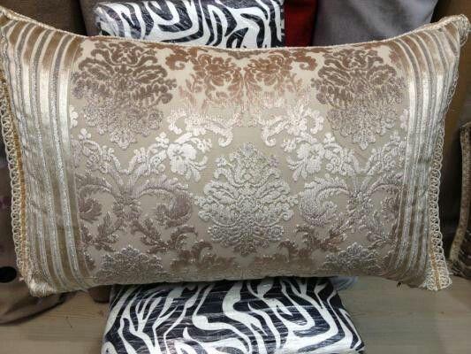 Pin by Fatima Elomari on Tissus  Bed pillows Throw pillows Pillows