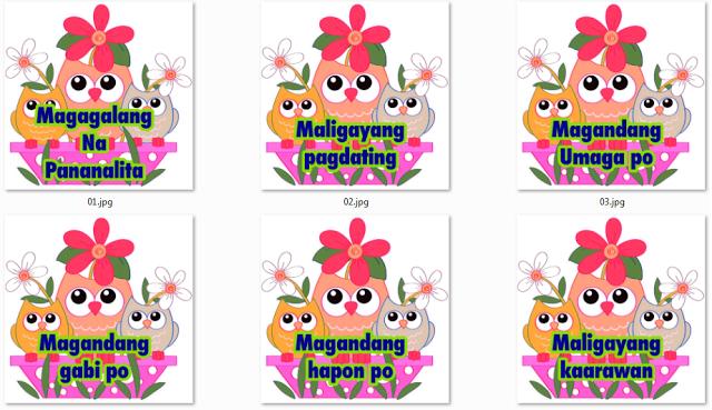 Maligayang pagdating in cebuano songs