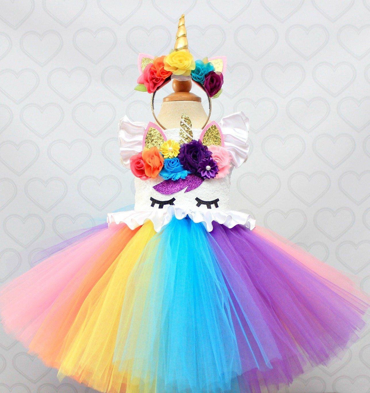 87b75f1d691e3 Unicorn dress-unicorn tutu dress-unicorn birthday dress-unicorn ...