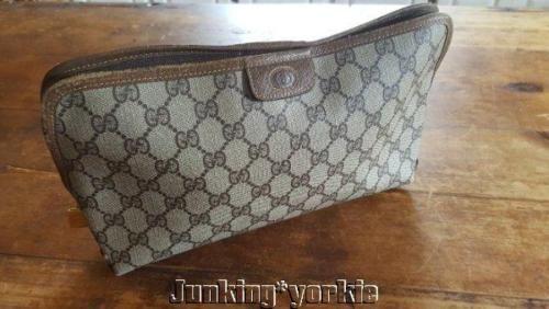 #Trending - Gucci vintage monogram clutch attache vintage cosmetic make up travel bag https://t.co/KXFtOD8yT0 Ebay https://t.co/WYsoKYzofX