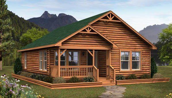 Log Cabin Homes Are Modular Log Cabin Homes Safe And Efficient