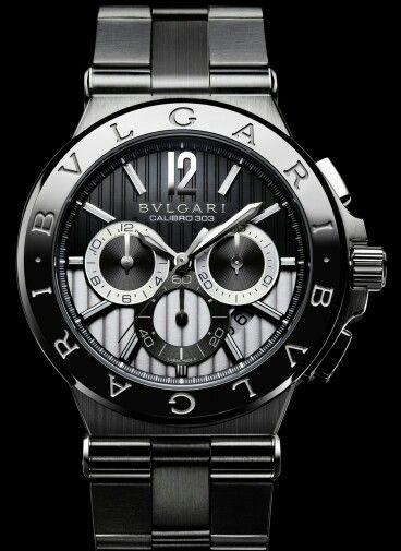 74b5d67ebb89 Bvlgari   Watchs   Pinterest   Bvlgari