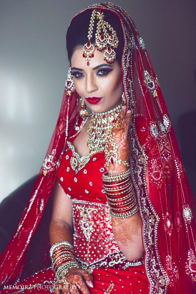 Beautiful Indian Brides Indian weddings www.weddingsonline.in ...