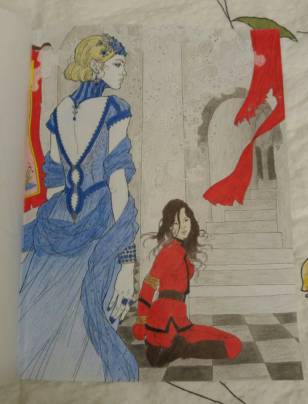 Pin By Leah Lutheran On Red Queen Coloring Book Coloring Books Disney Coloring Pages Summer Coloring Pages