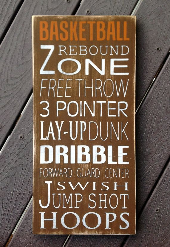 6 Crazy Tips Can Change Your Life Basketball Typography Wall