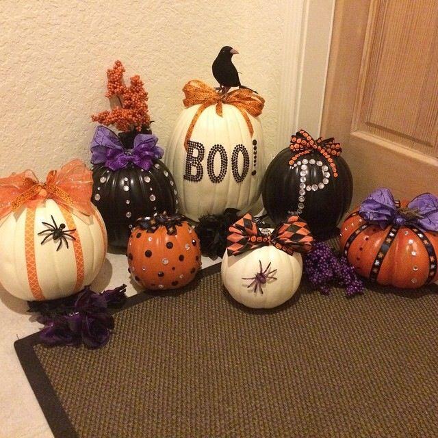 Pumpkin Bling!!!!
