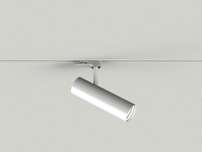 Lámpara en carril led de aluminio extrudado semplice lámpara en
