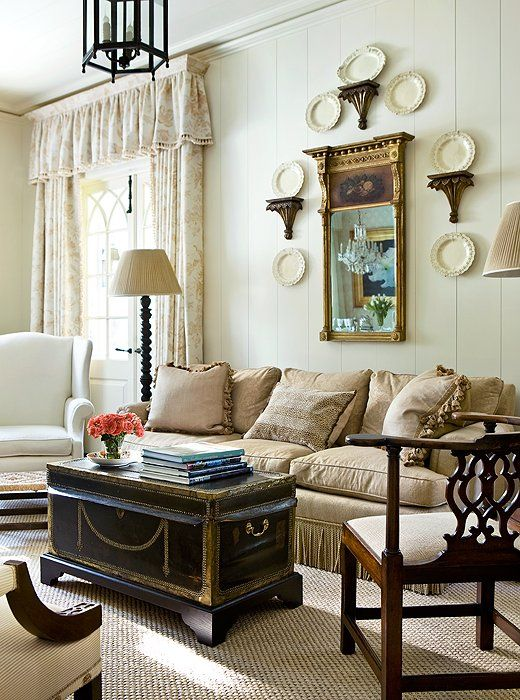 8 Ways To Add Impact Above Your Sofa In 2019 Southern