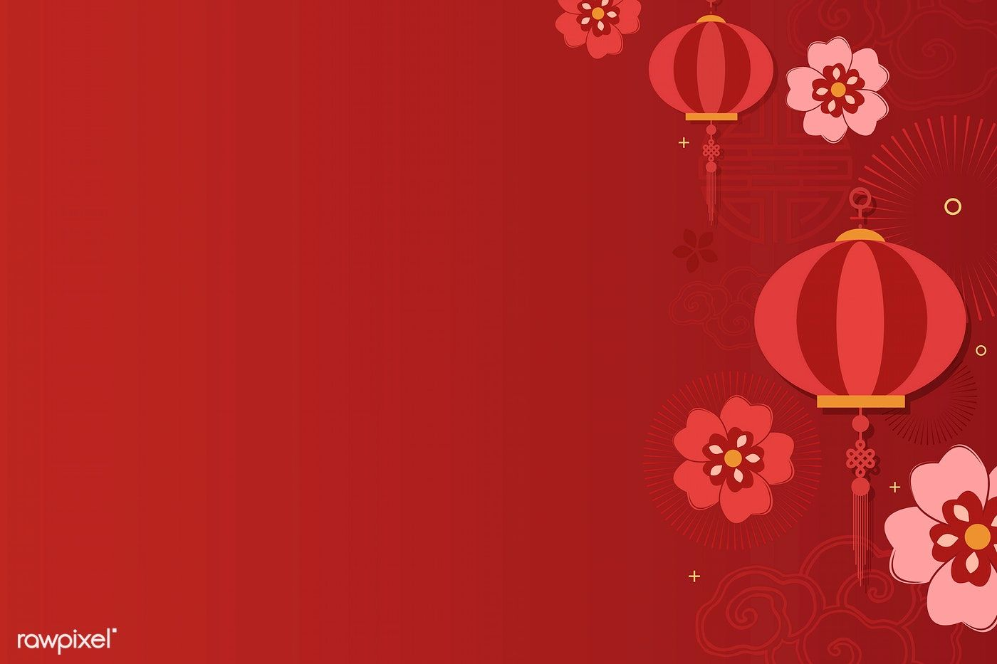 Chinese new year 2019 greeting background free image by
