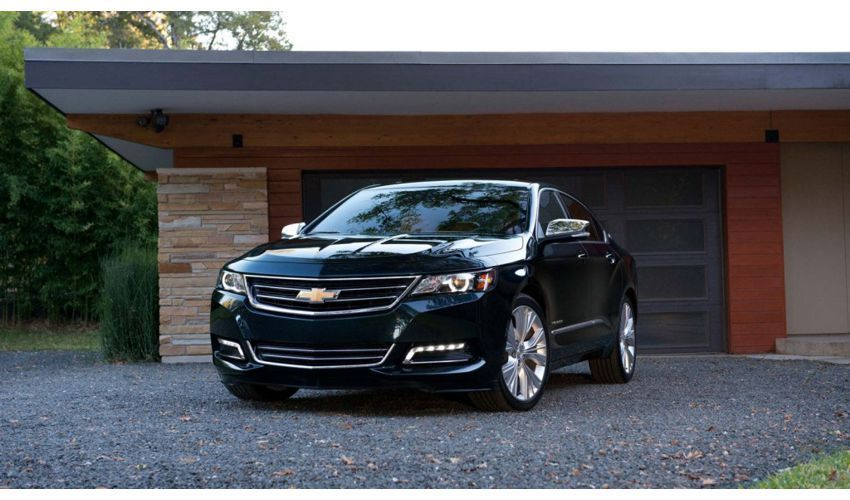2019 chevy impala redesign changes interior and price rumor car rumor chevrolet. Black Bedroom Furniture Sets. Home Design Ideas