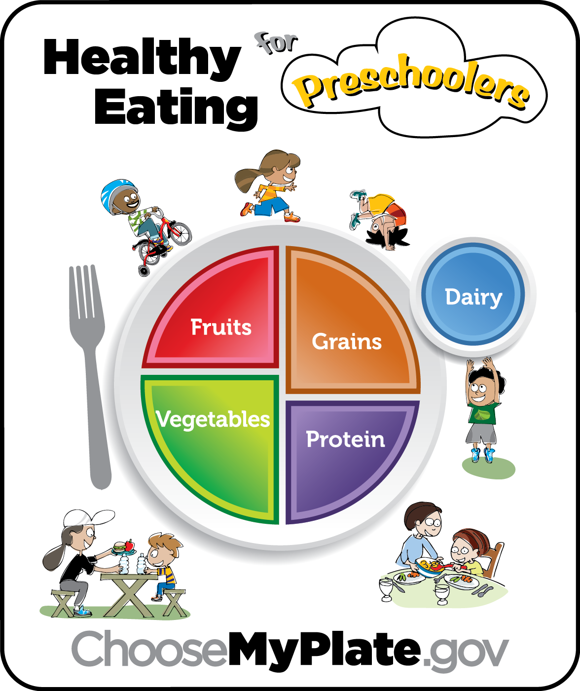 Get Your Child On The Path To Healthy Eating Click Here