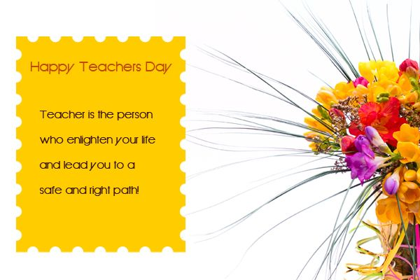 Teachers Are The Only Person Who Always Helps Others To Gain