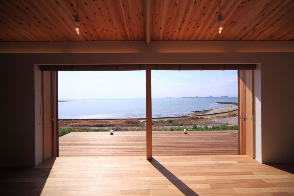 海の見える家 海 の 見える 家 建築デザイン 建築