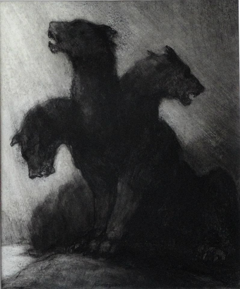 Cerberus, Guardian of the Underworld, Greek Mythology