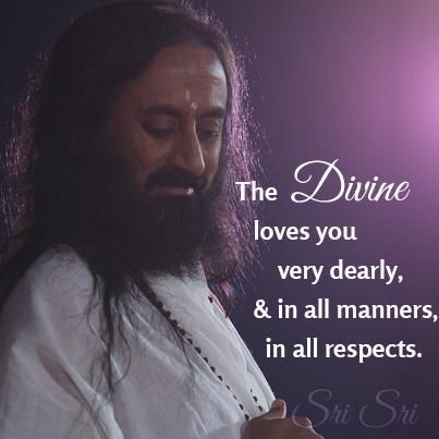 Divine | Wisdom quotes, Sri sri, Hindi quotes