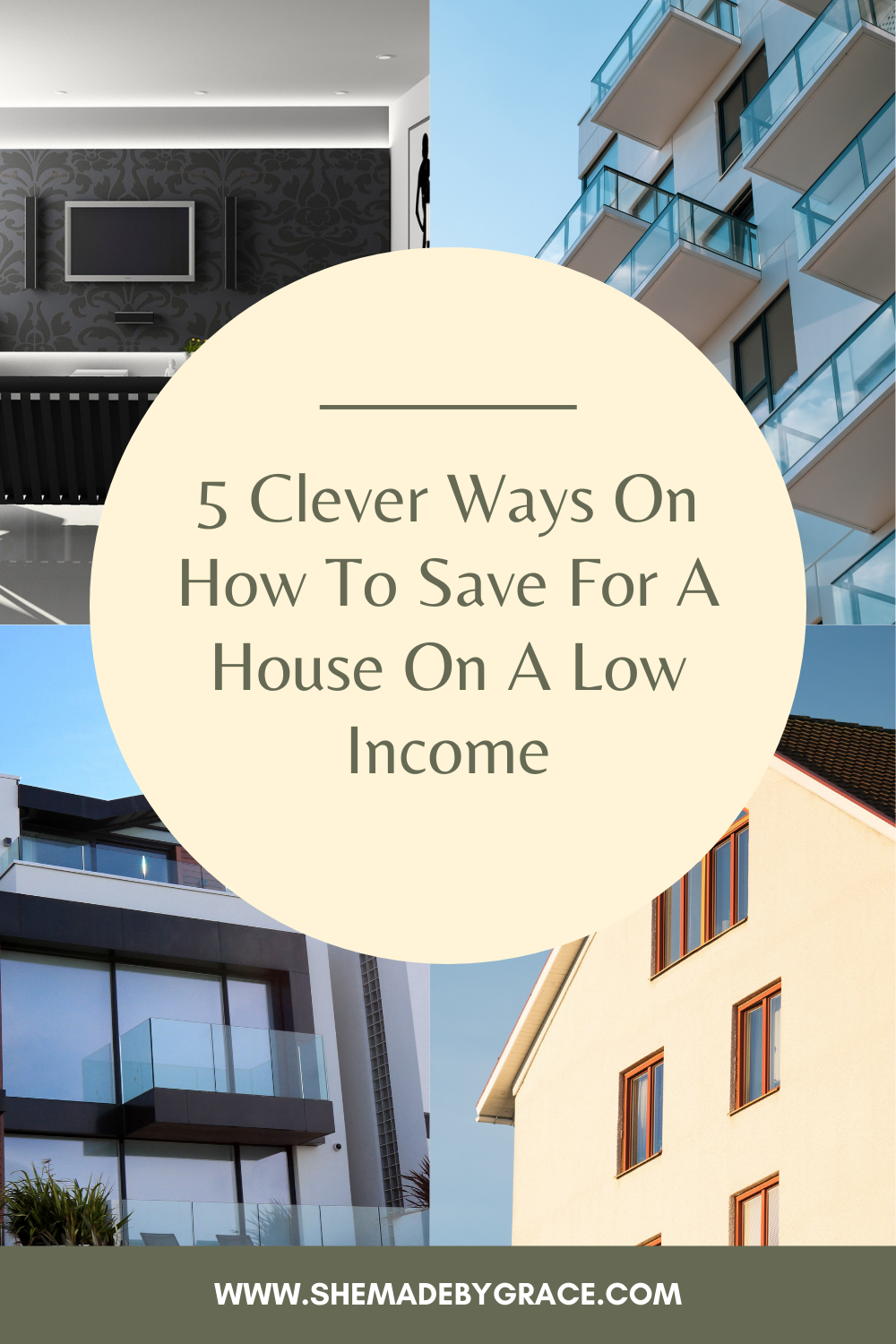 22 Clever Ways On How To Save For A House On A Low Income - She