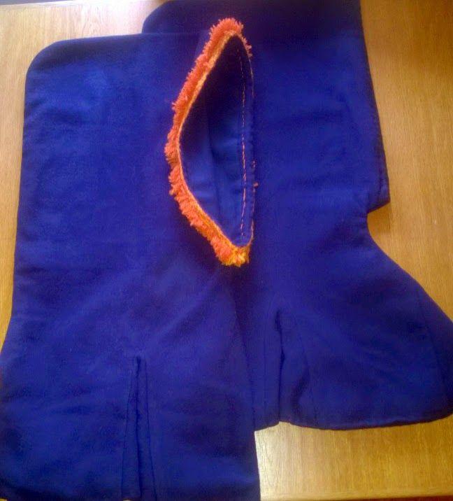 Hedebyn Gyta: Woolen hoods