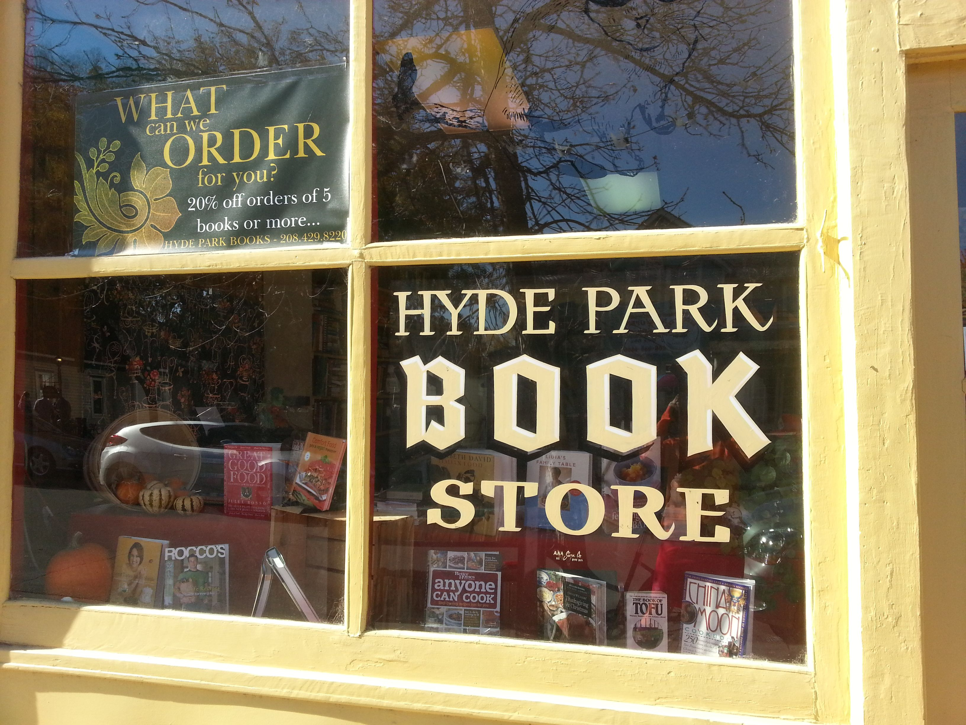 Monster Bash At Hyde Park Books With