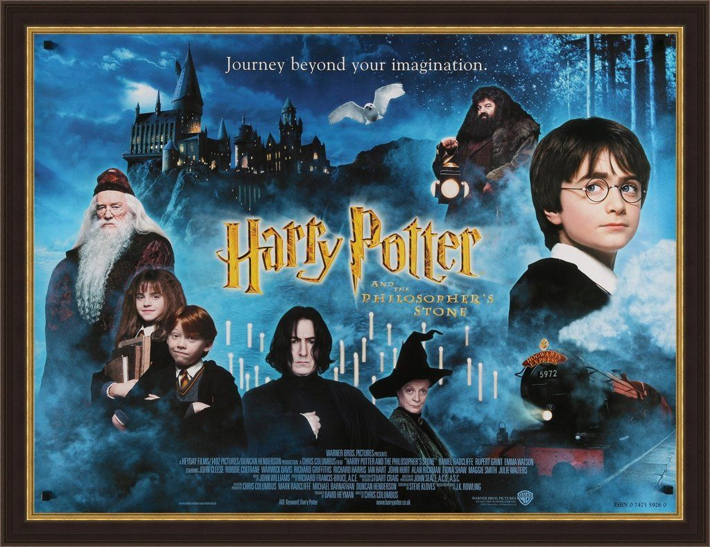 Harry Potter And The Philosopher S Stone 2001