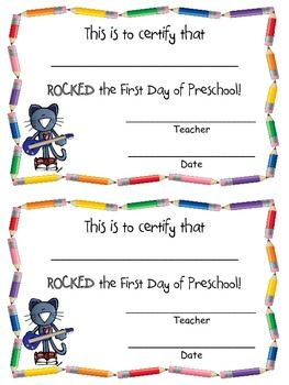 My First Day At School - Story