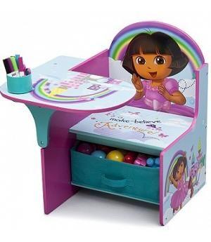 Pupitre Dora la Exploradora. TC85777DO | móveis pallets ...