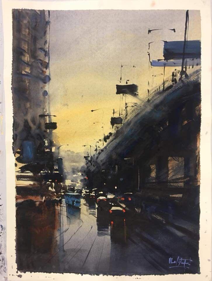 Pin By Lai Ming Lee On Watercolor Art Watercolor Art Art