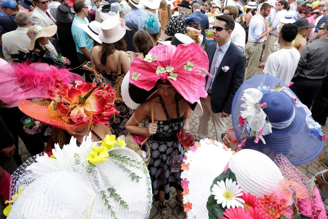 Hats Off To The Kentucky Derby Photos