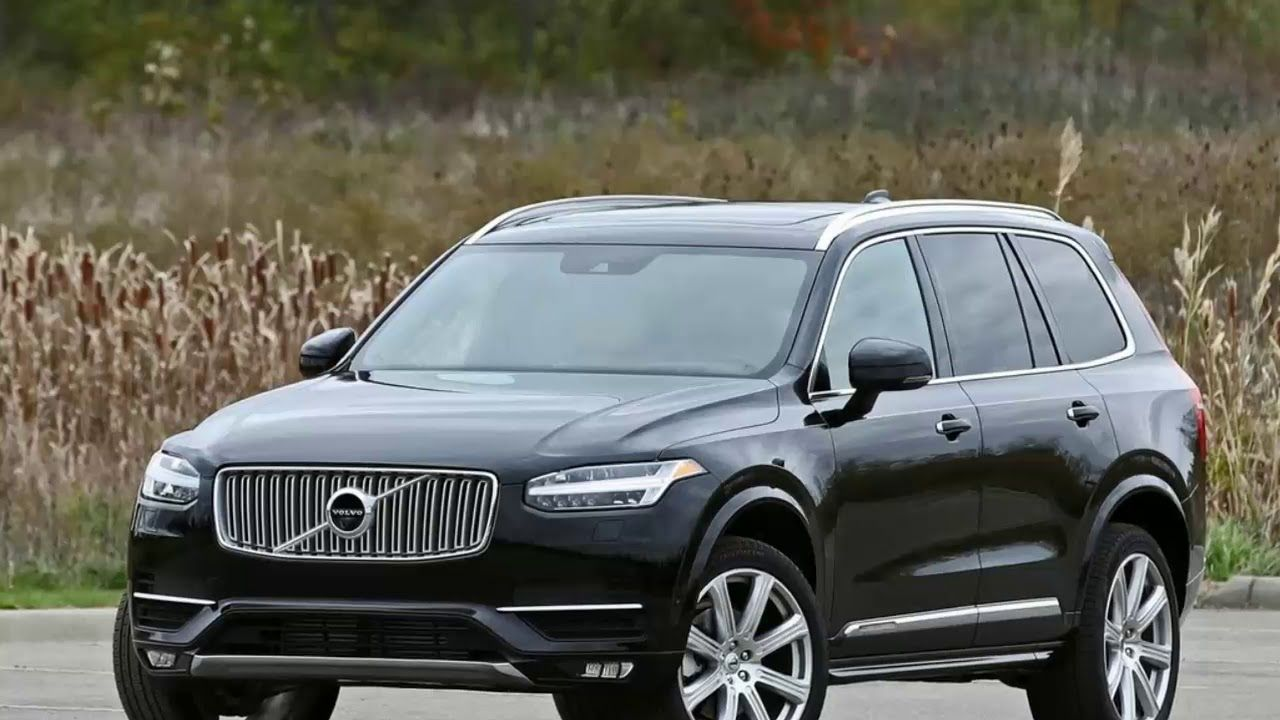 2018 Volvo Xc90 Most Expensive Suv Volvo Ever Review