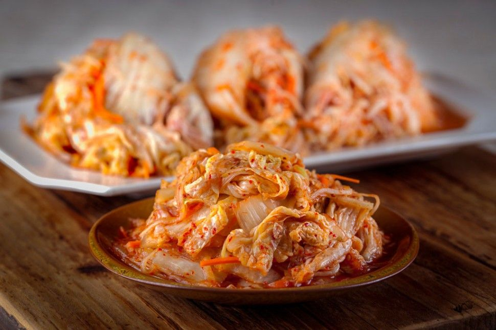 Sunny kims kimjang kimchi lucky peach all things food a korean mom approved recipe forumfinder Image collections