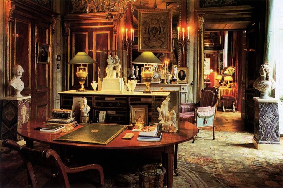 Jacques Garcia Interior Design Neoclassical Interior Classic