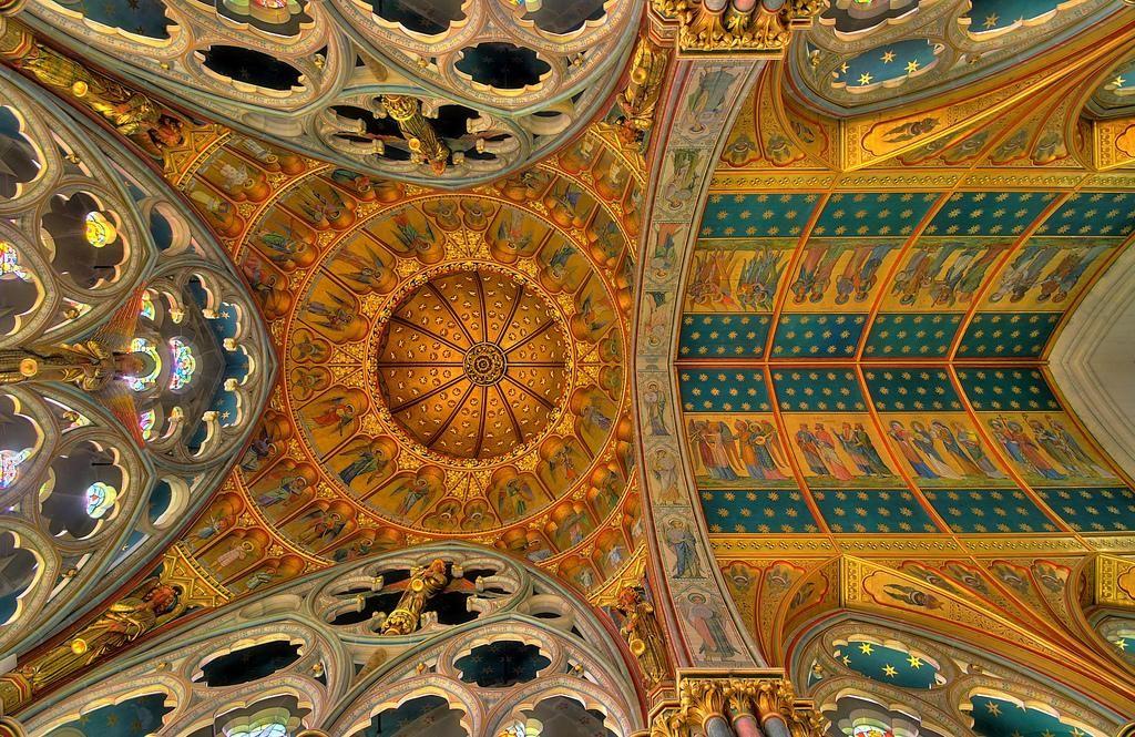 St Mary's Church: Studley Royal Park, England: Image: Nick Garrod