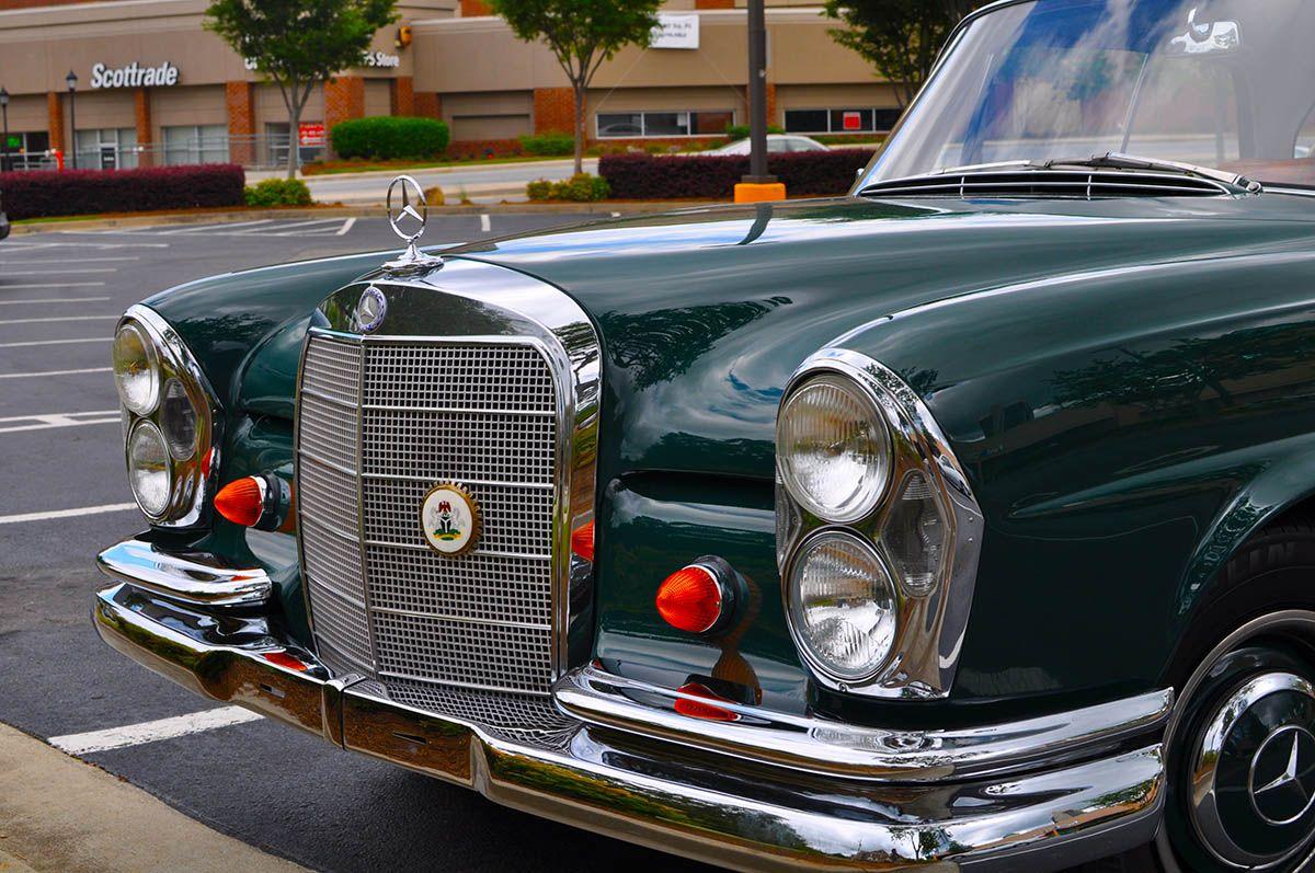 Mercedes-Benz 250 SE via http://www.foundonthestreet.net/2014/07/10/mercedes-benz-250-se-w108-circa-1965-68/