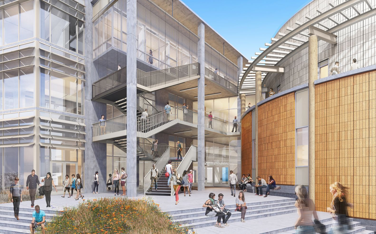 Gallery of uc irvine announces plan for sustainable active