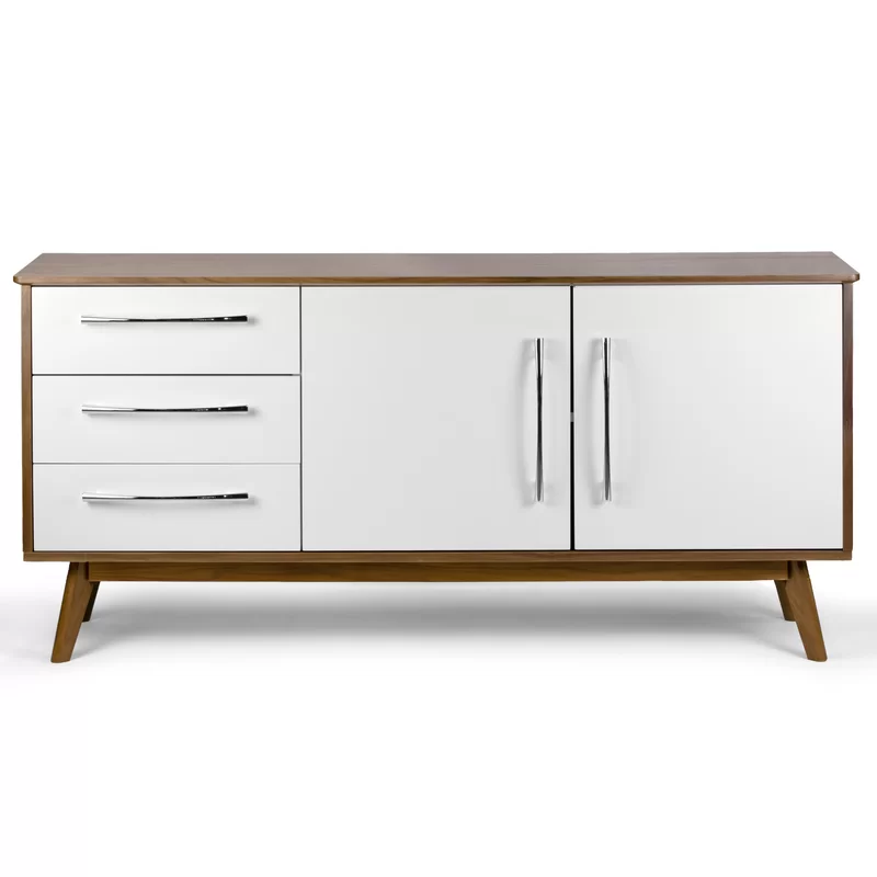 Bushong Buffet Table Allmodern Scandinavian Style Sideboard Buffet Table Sideboard Buffet