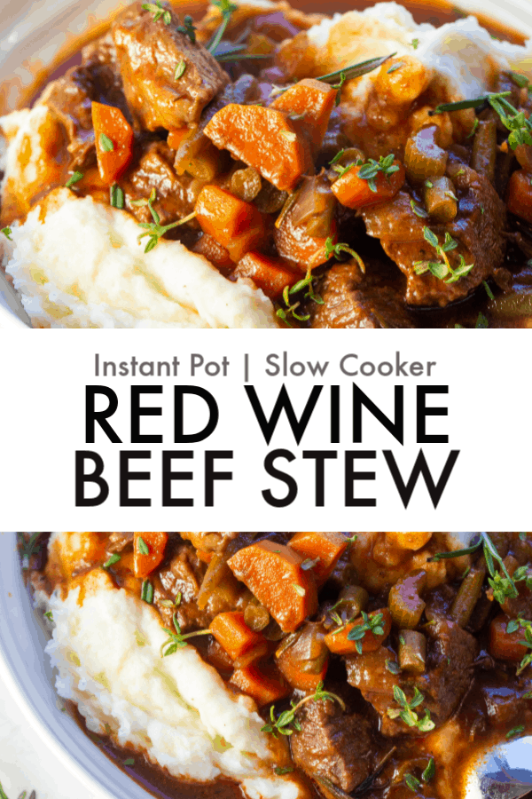Slow Cooker Beef Stew With Cabernet Merlot Recipe Crockpot Recipes Beef Stew Beef Stew Wine Slow Cooker Beef Stew