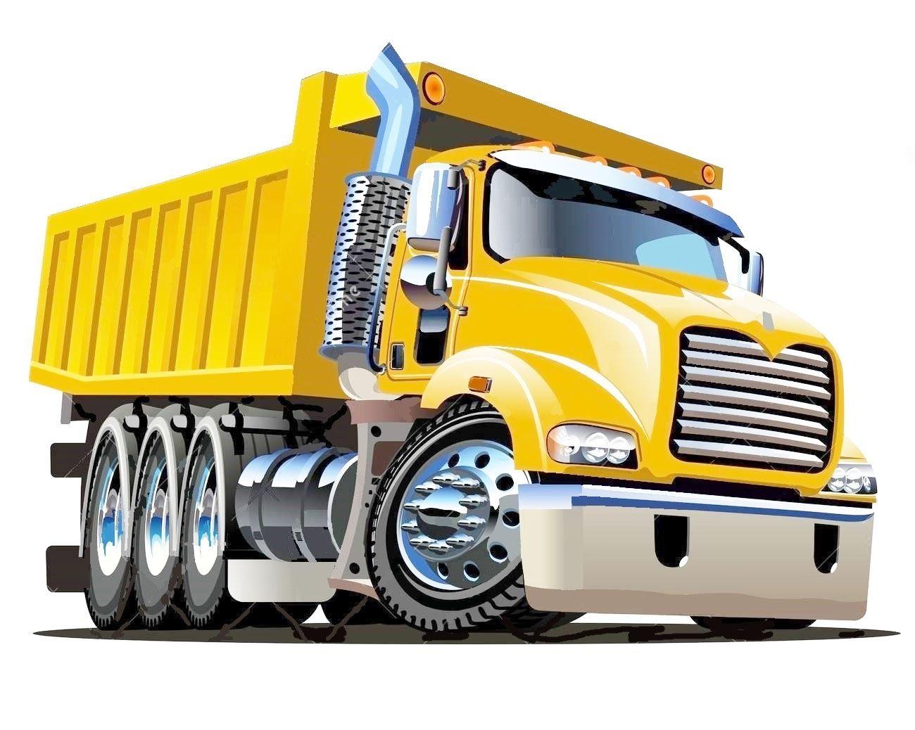 Pin by Kyle Golden on Trucking HotRods Dump trucks, Big