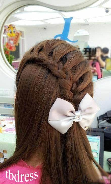 #Hair Style #tbdress.