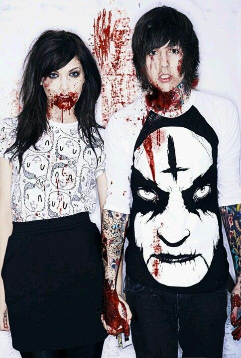 Oli Sykes and his girlfriend. | My favorite bands and the ...