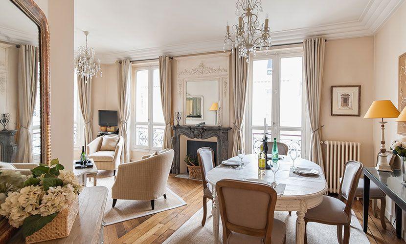 Wondrous 2 Bedroom Eiffel Tower Apartment Rental Paris Perfect Beutiful Home Inspiration Xortanetmahrainfo