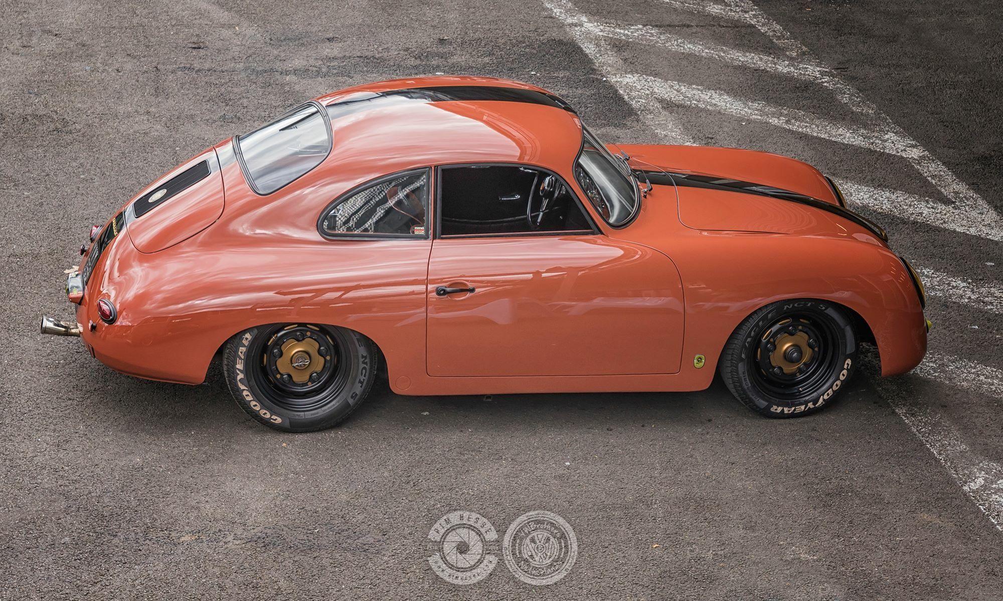 Orange Outlaw Design Porsche 356 Outlaw Porsche