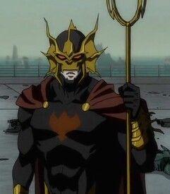 Ocean Master Justice League The Flashpoint Paradox Ocean Master Comic Villains Villain
