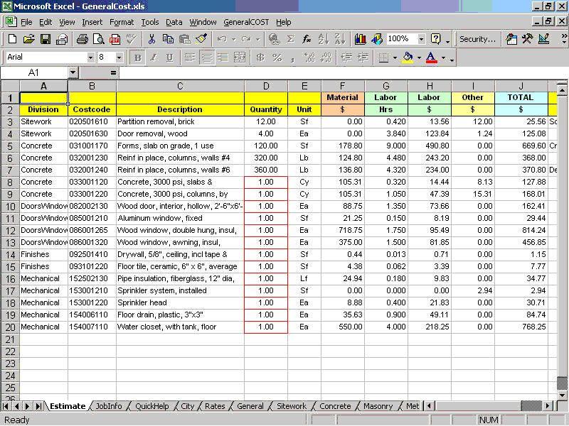 construction-punch-list-worksheetjpg (800×600) C \ S DETAILS - punch list