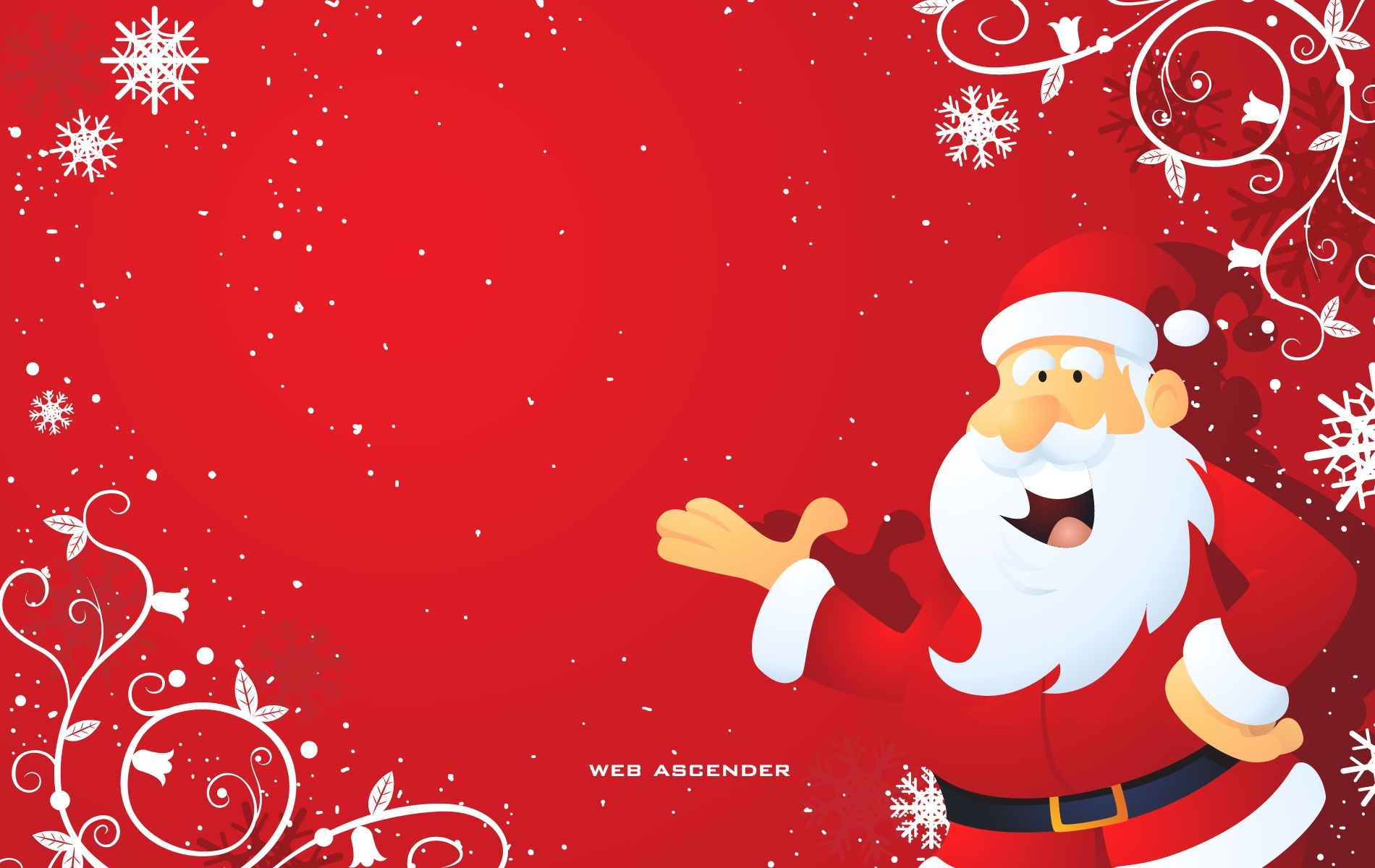 Santa Claus Wallpapers Set 03 Merry Christmas Images
