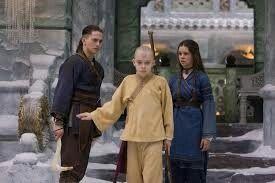 Die Legende Von Aang 2010 Movies Die Legende Von Aang