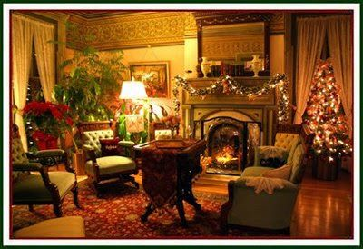 Old Fashioned Xmas Sitting Room Old Fashioned Christmas Christmas Room Southern Christmas