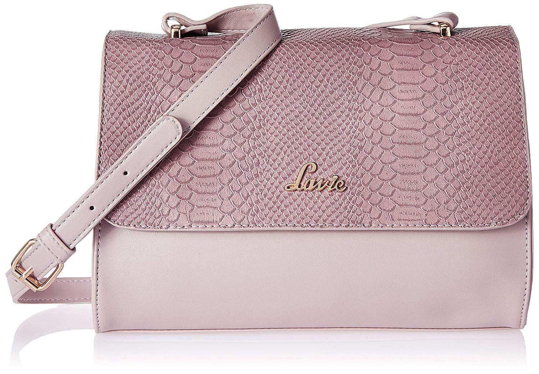 b71166361aab Lavie MARMA Women's Sling Bag (Dk.Pink): Amazon.in: Shoes & Handbags ...
