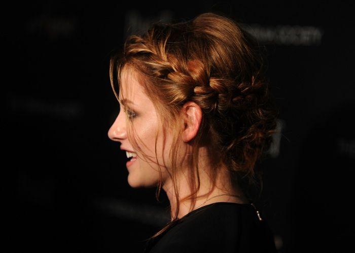 Stewart Jpg 700 498 Haar Styling Geflochtene Haare Lange Haare Frisur Ideen